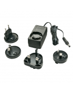 Lindy 73807 Alimentatore 12VDC 1.25A Multi-country, 5.5/2.5mm